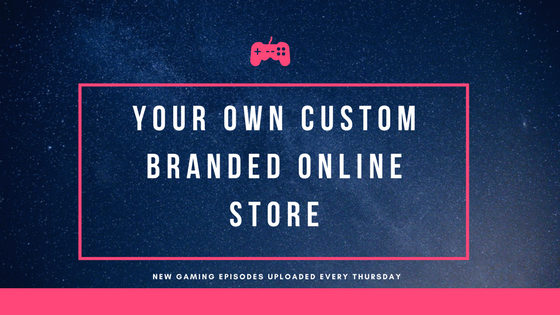 start your own online business with a custom designed eCommerce store