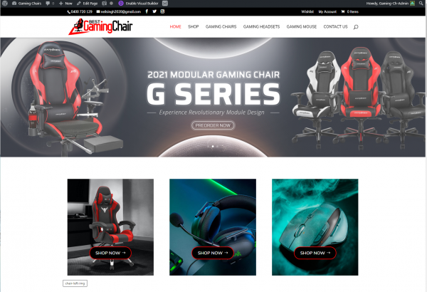 gaming chairs start your dropship business working from home